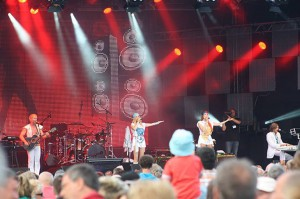 SWEDE SENSATION excites at the IGA Park Rostock
